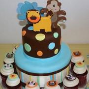Young Boy Birthday Cake