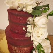 Layerd Wedding Cake