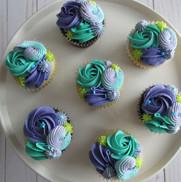 Mermaid  Birthday Cupcakes.jpg