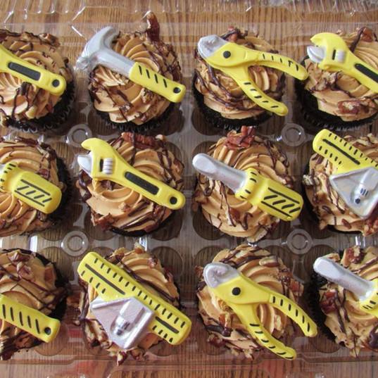 Tool Birthday Cupcakes.jpg