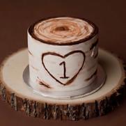 Wild One Birthday CakeCake