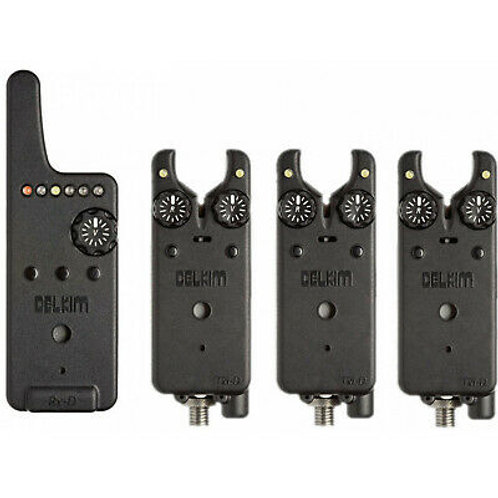 Delkim TXI-D Set of 3 plus Receiver