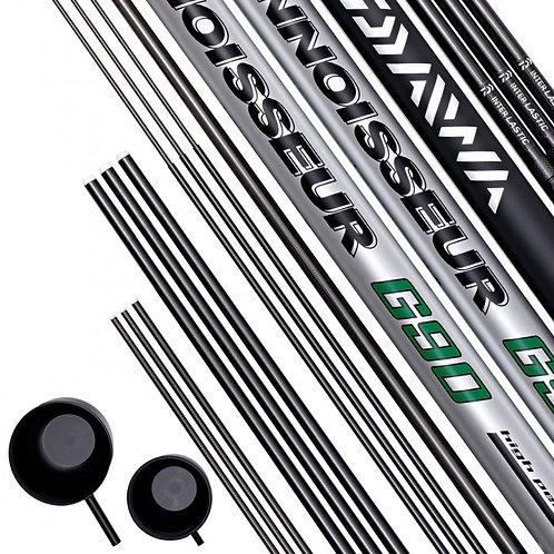 Daiwa Connoisseur G90 16m Pole Full Package Match/Power