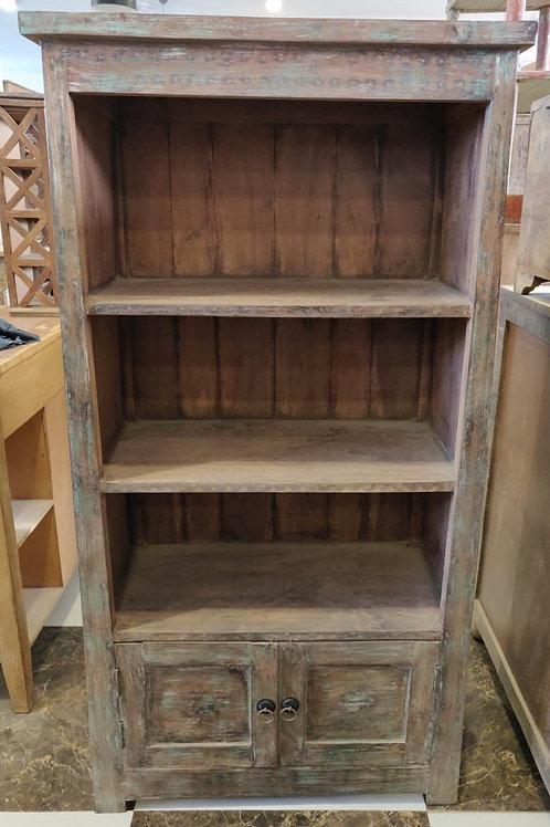 2 Door wooden Large Shelf