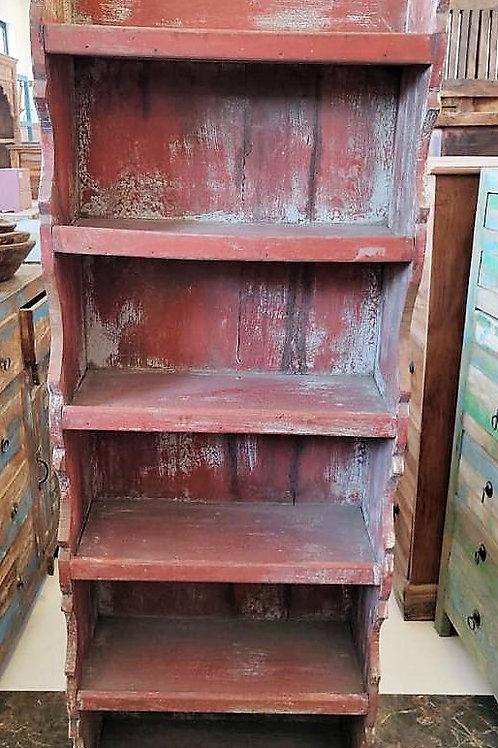 Reclaimed Wood Shelf Unit