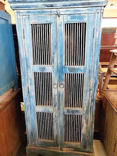 Blue Wash Jali 2Door Large Unit
