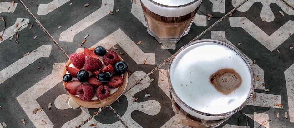 שאלון הקפה - עם לימור בנרון