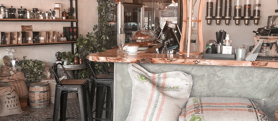 טכנולוגיה ישראלית, חקלאות וקפה - אגרוקפה