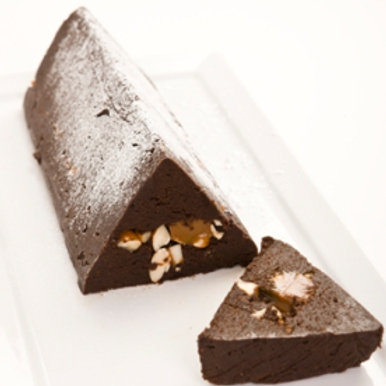Toblerone chocolate manjar