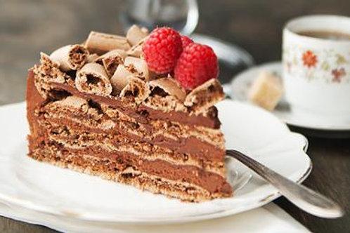 Concorde de chocolate