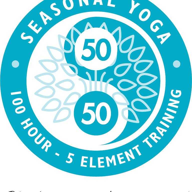 100HR Yoga Foundation 5 Element Training