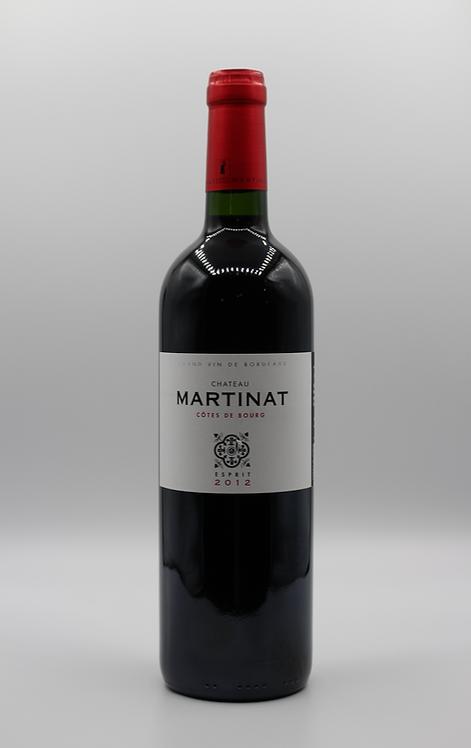 L'Esprit Château Martinat - 2012