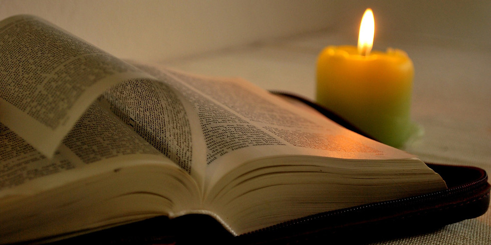 """Scripture as """"His-Story"""", the Story that God is telling in time"""