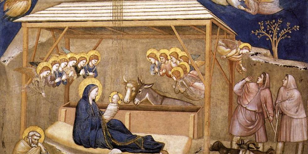 Mary in Bethlehem: The Nativity (Luke 2:1-21)