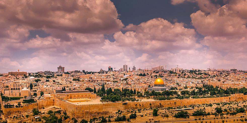 As They Approached Jerusalem: Jesus' Royal Entry into Jerusalem