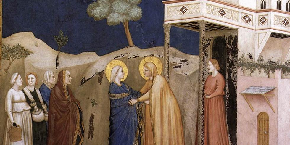 Mary in Ein Karem: The Visitation (Luke 1:39-45)