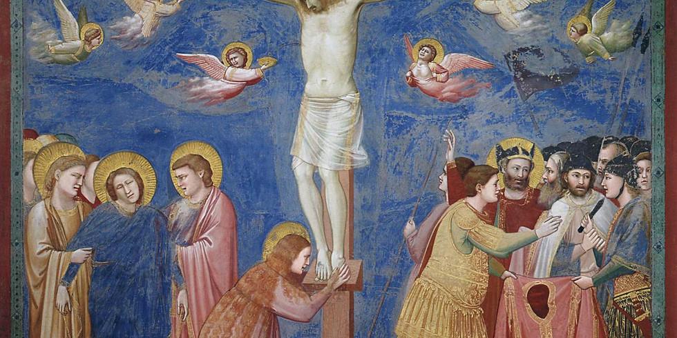 Mary at Mount Calvary: The Crucifixion (John 19:25-27)