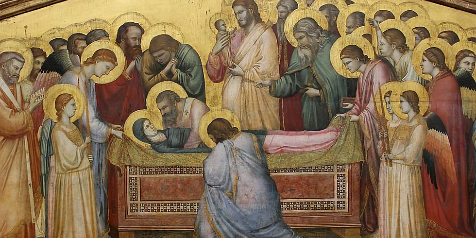 Mary at the Christian Sion: The Assumption