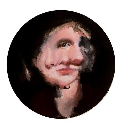 CHAD CLEVELAND - Self-portrait
