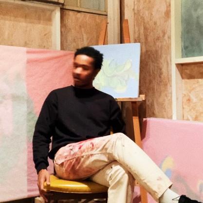 INTRODUCING SALT ARTIST DaShon Aubrey. Hill