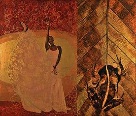 HÉLÈNE PAVLOPOULOU - Allegory of Eros
