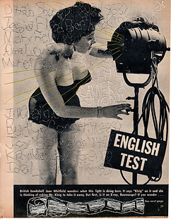 ALEXANDRIA DETERS-English Test: How many British female filmmakers can you name?
