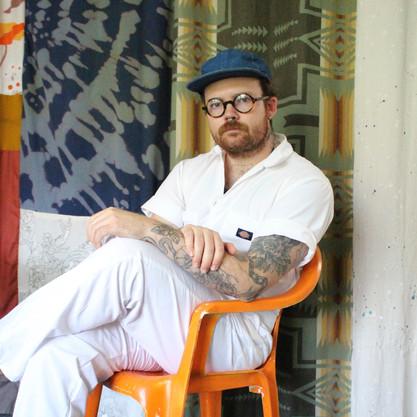 INTRODUCING SALT ARTIST Evan Paul English