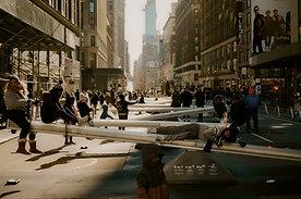 WILL CORNFIELD - NYC PLAYGROUND