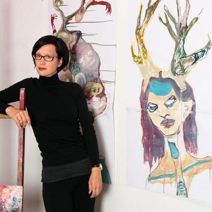 INTRODUCING SALT ARTIST Katharina Schellenberger