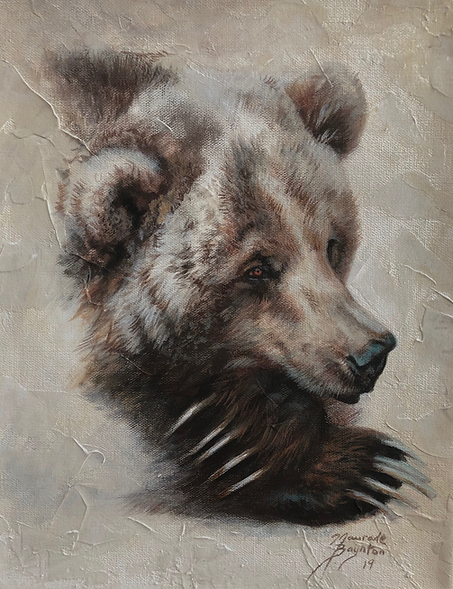 Tools of the Trade - Kodiak Brown bear.p