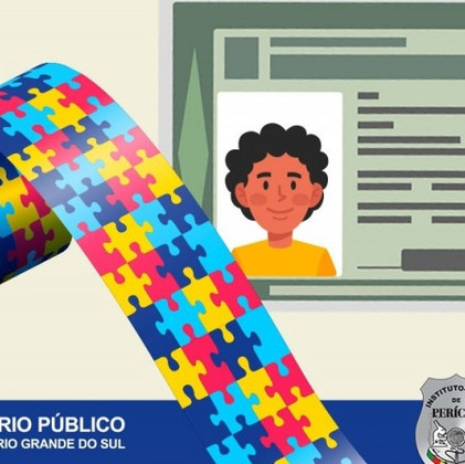 Símbolo do autismo já pode ser impresso na carteira de identidade