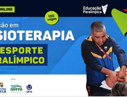 Iniciação em FISIOTERAPIA no esporte paralímpico