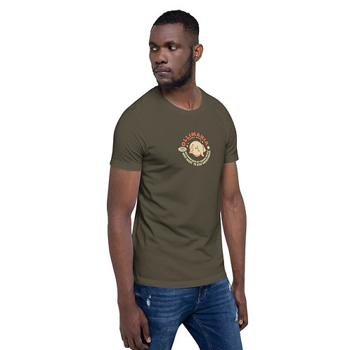 Retro Olli Short-Sleeve Unisex T-Shirt