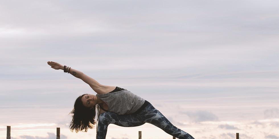 Yoga at Magazine Heaven