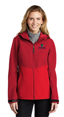 Ladies Port Authority Tech Rain Jacket
