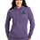 Thumbnail: Port & Company ® Ladies Core Fleece Pullover Hooded Sweatshirt