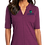 Thumbnail: Ladies Port Authority Stretch Heather Polo
