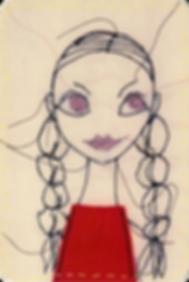アイバカヨコ、女の子