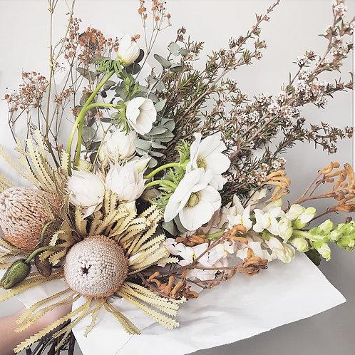 Double Posy - florist choice