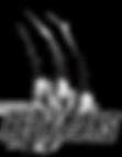 Milwaukee Redhawks Black and White Logo