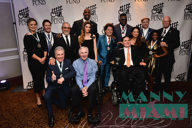 32nd Buoniconti Fund Great Sports Legend Dinner