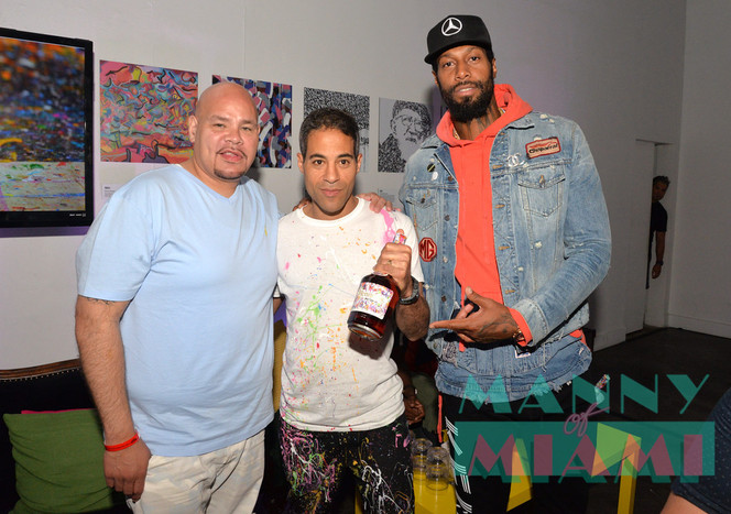 VIDEO: Hennessy Artist Bottle by JonOne Launch in Wynwood