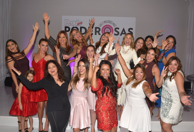 People en Español along with Adelante and Coca-Cola present 25 Poderosas at the Ritz Carlton Coconut