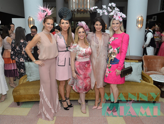 Women of Tomorrow's Rosé Day: Probably the Best Charity Luncheon of the Season