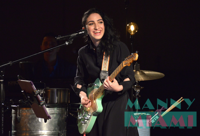 Emily Estefan's First Full Concert at Frost School of Music's Festival Miami
