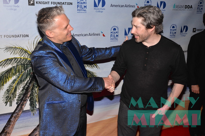Opening Night of the 35th Miami Film Festival