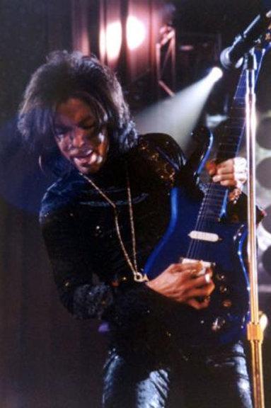 Prince Miami in Color 11X14