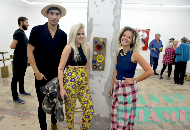 Bhakti Baxter: First Light Opening at Nina Johnson Gallery