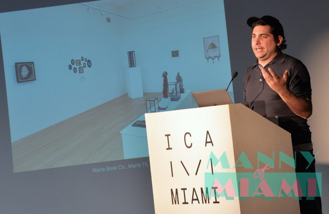 ICA Speaks: Hernan Bas