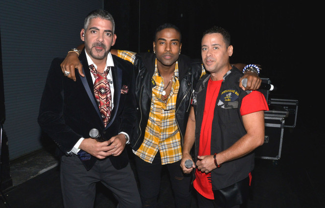 Cuban Hip Hop Group Orishas at the Fillmore Miami Beach